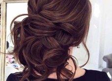 50+ υπέροχες ιδέες για χτενίσματα με μπομπάρι: Μαλλιά με όγκο & εντυπωσιακά - Φώτο  - Κυρίως Φωτογραφία - Gallery - Video 2
