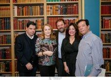 """Με λαμπρότητα έγιναν τα εγκαίνια της Βιβλιοθήκης της ΕΣΗΕΑ """"Δημήτρης Ι. Πουρνάρας"""" - Κυρίως Φωτογραφία - Gallery - Video 18"""