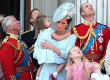 Την έσωσε το μητρικό ένστικτο! - Η Κέιτ Μίντλετον έπιασε την πριγκίπισσα Σαρλότ λίγο πριν πέσει από το μπαλκόνι του Μπάκιγχαμ (φωτό- βίντεο) - Κυρίως Φωτογραφία - Gallery - Video 2