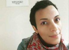 Top Woman με κεφαλαία η Σοφία: Στο twitter όλος ο πόλεμος με τον καρκίνο από τον μαστό στα οστά & από εκεί στον πνεύμονα   - Κυρίως Φωτογραφία - Gallery - Video