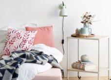 30 υπνοδωμάτια για cocooning: Αποκωδικοποιείστε τον προσωπικό σας χώρο με στυλ, χρώμα, υφές (φωτό)  - Κυρίως Φωτογραφία - Gallery - Video 5