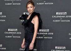 Μαύρος κύκνος η Τζίτζι Χαντίντ: Εμφάνιση πριγκίπισσας στο ετήσιο πάρτι της Pirelli στο Μιλάνο - Κυρίως Φωτογραφία - Gallery - Video