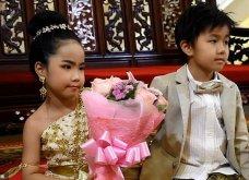 6χρονα δίδυμα αδελφάκια παντρεύτηκαν! - Οι γονείς είναι βέβαιοι ότι ήταν εραστές σε προηγούμενη ζωή (Φωτό) - Κυρίως Φωτογραφία - Gallery - Video