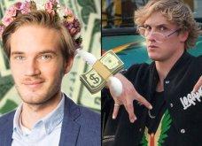 Αυτοί είναι  οι διασημότεροι Υoutubers: Πόσα χρήματα  βγάζουν παίζοντας στο διαδίκτυο - Κυρίως Φωτογραφία - Gallery - Video