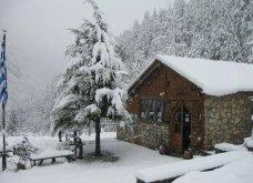 Καιρός: Σε κλοιό κακοκαιρίας η χώρα - Τσουχτερό κρύο με βροχές, καταιγίδες και χιόνια (Φωτό) - Κυρίως Φωτογραφία - Gallery - Video