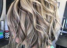 Ξανθά μαλλιά με ανταύγειες: Ιδού οι 30 πιο μοδάτες ιδέες για το 2019 - Φώτο - Κυρίως Φωτογραφία - Gallery - Video 4