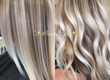 Ξανθά μαλλιά με ανταύγειες: Ιδού οι 30 πιο μοδάτες ιδέες για το 2019 - Φώτο - Κυρίως Φωτογραφία - Gallery - Video 9