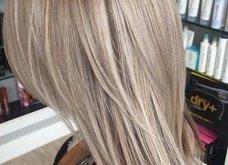 Ξανθά μαλλιά με ανταύγειες: Ιδού οι 30 πιο μοδάτες ιδέες για το 2019 - Φώτο - Κυρίως Φωτογραφία - Gallery - Video 12