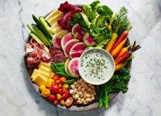 Η μεσογειακή διατροφή προστατεύει τις γυναίκες από καρδιαγγειακά νοσήματα - Κυρίως Φωτογραφία - Gallery - Video
