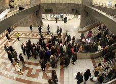 """""""Ραντεβού"""" στο Σύνταγμα: Συνταξιούχοι - """"κίτρινα γιλέκα"""" και αντιφασίστες - Κλειστός ο σταθμός του μετρό - Κυρίως Φωτογραφία - Gallery - Video"""