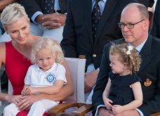 Τα αξιολάτρευτα δίδυμα του Μονακό, ο Πρίγκιπας Jacques & η Πριγκίπισσα Gabriella έσβησαν 4 κεράκια (φωτό) - Κυρίως Φωτογραφία - Gallery - Video