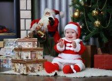 Θα λιώσετε! Αξιολάτρευτα μωράκια ντυμένα Αη-Βασίληδες (φωτό)  - Κυρίως Φωτογραφία - Gallery - Video