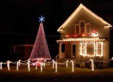 Τα χριστουγεννιάτικα λαμπάκια θα φώτιζαν μία μικρή χώρα για 1 χρόνο - Τόση ενέργεια καταναλώνουν οι Αμερικάνοι τα Χριστούγεννα - Κυρίως Φωτογραφία - Gallery - Video