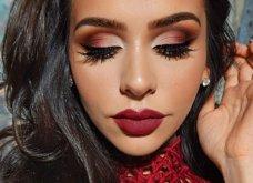 Χριστουγεννιάτικο μακιγιάζ: Υπέροχες ιδέες για να έχετε το πιο λαμπερό make up  - Φώτο   - Κυρίως Φωτογραφία - Gallery - Video 11