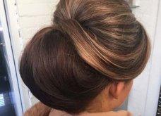 50+ υπέροχες ιδέες για χτενίσματα με μπομπάρι: Μαλλιά με όγκο & εντυπωσιακά - Φώτο  - Κυρίως Φωτογραφία - Gallery - Video 9