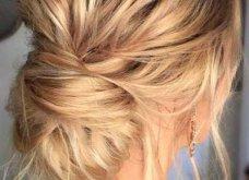 50+ υπέροχες ιδέες για χτενίσματα με μπομπάρι: Μαλλιά με όγκο & εντυπωσιακά - Φώτο  - Κυρίως Φωτογραφία - Gallery - Video 14