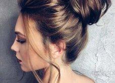 50+ υπέροχες ιδέες για χτενίσματα με μπομπάρι: Μαλλιά με όγκο & εντυπωσιακά - Φώτο  - Κυρίως Φωτογραφία - Gallery - Video 20