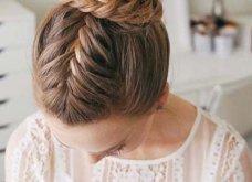 50+ υπέροχες ιδέες για χτενίσματα με μπομπάρι: Μαλλιά με όγκο & εντυπωσιακά - Φώτο  - Κυρίως Φωτογραφία - Gallery - Video 28