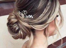 50+ υπέροχες ιδέες για χτενίσματα με μπομπάρι: Μαλλιά με όγκο & εντυπωσιακά - Φώτο  - Κυρίως Φωτογραφία - Gallery - Video 31