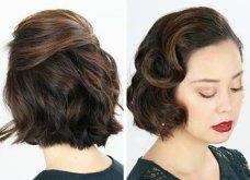 50+ υπέροχες ιδέες για χτενίσματα με μπομπάρι: Μαλλιά με όγκο & εντυπωσιακά - Φώτο  - Κυρίως Φωτογραφία - Gallery - Video 33