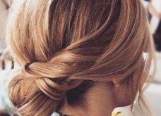 50+ υπέροχες ιδέες για χτενίσματα με μπομπάρι: Μαλλιά με όγκο & εντυπωσιακά - Φώτο  - Κυρίως Φωτογραφία - Gallery - Video 35