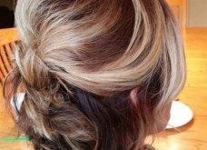 50+ υπέροχες ιδέες για χτενίσματα με μπομπάρι: Μαλλιά με όγκο & εντυπωσιακά - Φώτο  - Κυρίως Φωτογραφία - Gallery - Video 36