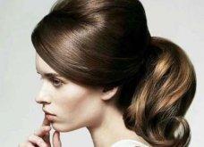 50+ υπέροχες ιδέες για χτενίσματα με μπομπάρι: Μαλλιά με όγκο & εντυπωσιακά - Φώτο  - Κυρίως Φωτογραφία - Gallery - Video 45