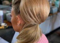 50+ υπέροχες ιδέες για χτενίσματα με μπομπάρι: Μαλλιά με όγκο & εντυπωσιακά - Φώτο  - Κυρίως Φωτογραφία - Gallery - Video 47