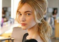 50+ υπέροχες ιδέες για χτενίσματα με μπομπάρι: Μαλλιά με όγκο & εντυπωσιακά - Φώτο  - Κυρίως Φωτογραφία - Gallery - Video 48