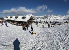 Μαγικό το Χιονοδρομικό Κέντρο Καλαβρύτων με τους επισκέπτες να απολαμβάνουν το χιόνι (Βίντεο) - Κυρίως Φωτογραφία - Gallery - Video