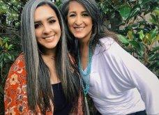 50 υπέροχες γυναίκες που λατρεύουν τα γκρίζα τους μαλλιά & μας τα παρουσιάζουν - Φώτο    - Κυρίως Φωτογραφία - Gallery - Video 2