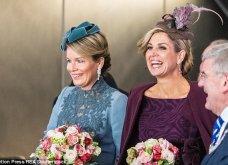 Είναι και γειτόνισσες: Η βασίλισσα του Βελγίου έχει γενέθλια και η βασίλισσα της Ολλανδίας της εύχεται (φώτο)  - Κυρίως Φωτογραφία - Gallery - Video
