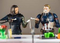 Απίθανα σκηνικά με μινιατούρες από χαρακτήρες ηρώων της Marvel: Από τον Captain America, μέχρι τον Iron Man    - Κυρίως Φωτογραφία - Gallery - Video 10