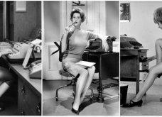 20 απίθανες φωτογραφίες από σέξι η σεμνές νεαρές γραμματείς της δεκαετίας 1950-1960 - Κυρίως Φωτογραφία - Gallery - Video