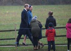 Βασίλισσα του στυλ! Υπέροχη η Κέιτ Μίντλετον με total blue outfit στην εκκλησία σήμερα (φώτο)  - Κυρίως Φωτογραφία - Gallery - Video 5