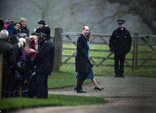 Βασίλισσα του στυλ! Υπέροχη η Κέιτ Μίντλετον με total blue outfit στην εκκλησία σήμερα (φώτο)  - Κυρίως Φωτογραφία - Gallery - Video 7