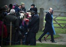Βασίλισσα του στυλ! Υπέροχη η Κέιτ Μίντλετον με total blue outfit στην εκκλησία σήμερα (φώτο)  - Κυρίως Φωτογραφία - Gallery - Video 9