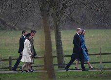 Βασίλισσα του στυλ! Υπέροχη η Κέιτ Μίντλετον με total blue outfit στην εκκλησία σήμερα (φώτο)  - Κυρίως Φωτογραφία - Gallery - Video 10