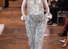 36 φωτογραφίες από την επίδειξη του Balmain για την άνοιξη 2019 Couture Collection - Να γιατί τρελαίνονται οι διάσημες μαζί του - Κυρίως Φωτογραφία - Gallery - Video 5