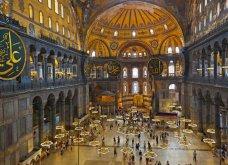 Σάλος στην Τουρκία: Χορεύτρια έκανε σόου μέσα στην Αγιά Σοφιά - Τι αναφέρει η διοίκηση του μνημείου (Βίντεο) - Κυρίως Φωτογραφία - Gallery - Video