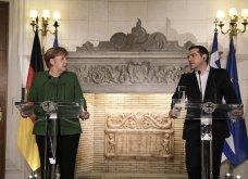Καρέ-καρέ η συνάντηση του Αλέξη Τσίπρα με την Άνγκελα Μέρκελ στο Μέγαρο Μαξίμου (Φωτό) - Κυρίως Φωτογραφία - Gallery - Video 7