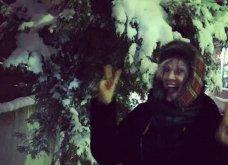 Οι Έλληνες celebrities στα χιόνια: Άννα Βίσση, Χριστόφορος Παπακαλιάτης και Χριστίνα Λαμπίρη (Φωτό & Βίντεο) - Κυρίως Φωτογραφία - Gallery - Video