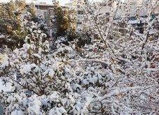 10 εκπληκτικές φωτογραφίες της χιονισμένης Αθήνας: Η Βουλή, ο «Δρομέας» και η Ακαδημία στα λευκά (Φωτό) - Κυρίως Φωτογραφία - Gallery - Video 4