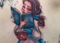 40 μοναδικές εικόνες με τατουάζ εμπνευσμένα από Disney χαρακτήρες - Θα τα λατρέψετε! Φώτο   - Κυρίως Φωτογραφία - Gallery - Video 7