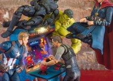 Απίθανα σκηνικά με μινιατούρες από χαρακτήρες ηρώων της Marvel: Από τον Captain America, μέχρι τον Iron Man    - Κυρίως Φωτογραφία - Gallery - Video 15