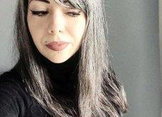 50 υπέροχες γυναίκες που λατρεύουν τα γκρίζα τους μαλλιά & μας τα παρουσιάζουν - Φώτο    - Κυρίως Φωτογραφία - Gallery - Video 5