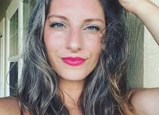 50 υπέροχες γυναίκες που λατρεύουν τα γκρίζα τους μαλλιά & μας τα παρουσιάζουν - Φώτο    - Κυρίως Φωτογραφία - Gallery - Video 20