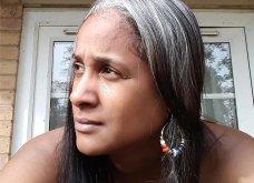 50 υπέροχες γυναίκες που λατρεύουν τα γκρίζα τους μαλλιά & μας τα παρουσιάζουν - Φώτο    - Κυρίως Φωτογραφία - Gallery - Video 22