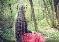 50 υπέροχες γυναίκες που λατρεύουν τα γκρίζα τους μαλλιά & μας τα παρουσιάζουν - Φώτο    - Κυρίως Φωτογραφία - Gallery - Video 38