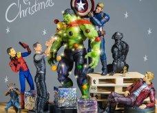 Απίθανα σκηνικά με μινιατούρες από χαρακτήρες ηρώων της Marvel: Από τον Captain America, μέχρι τον Iron Man    - Κυρίως Φωτογραφία - Gallery - Video 20
